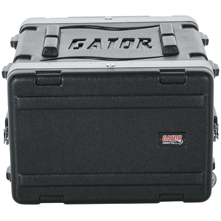 GATOR GRR-6L MOLDED PE RACK CASE 6U
