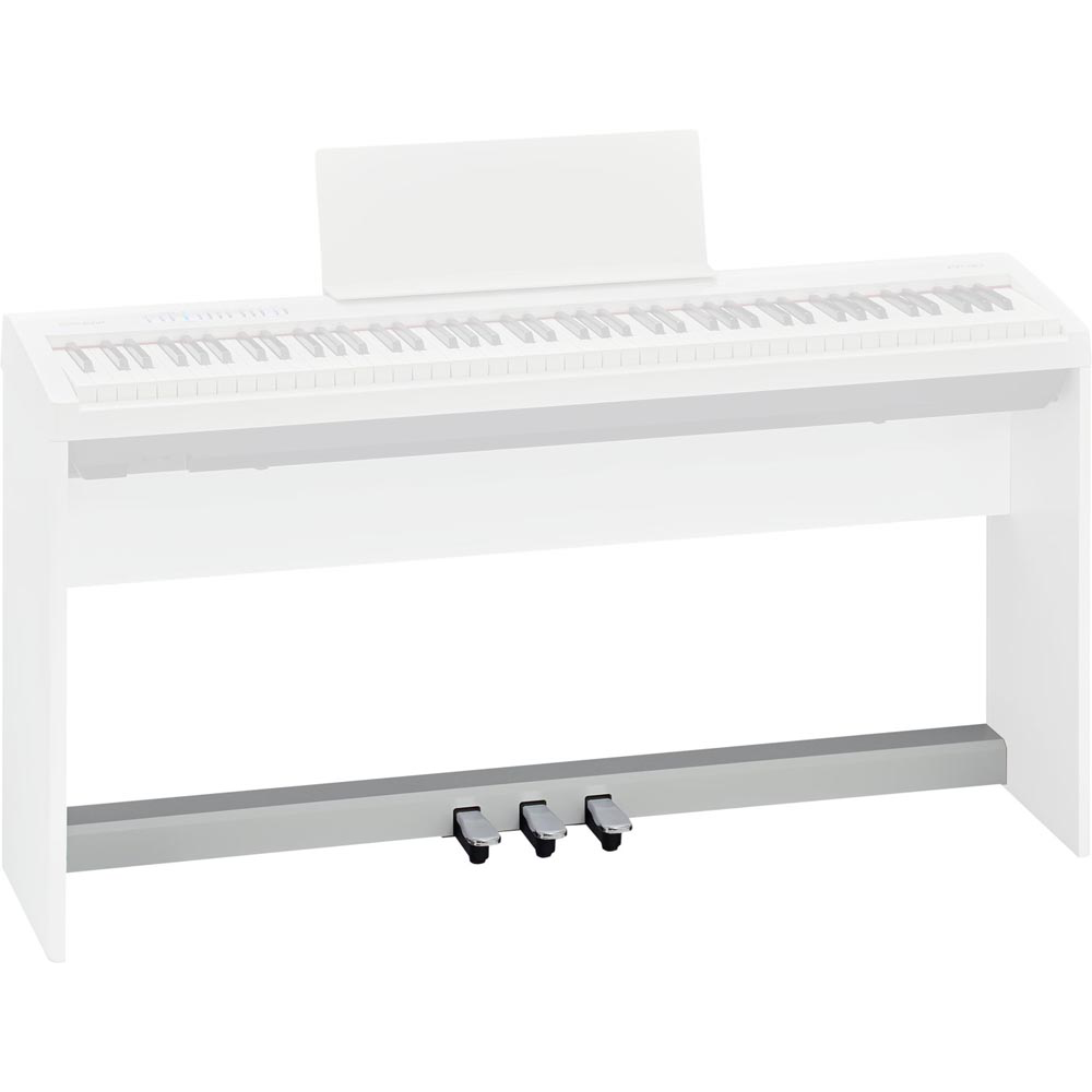 Roland KPD70WH White Pedal Unit for FP-30-WH Piano