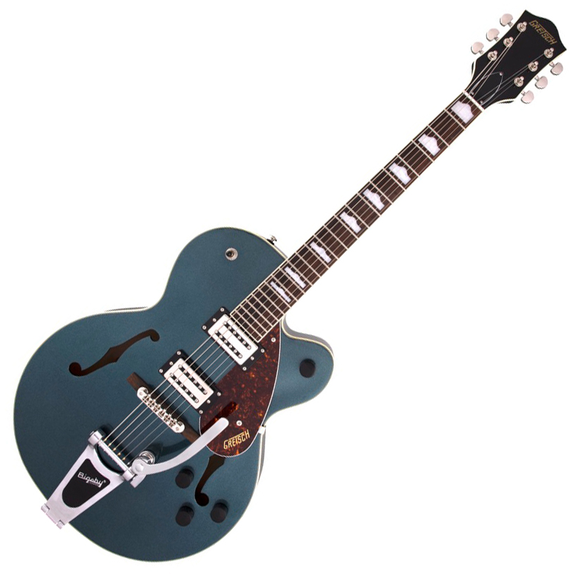 Gretsch G2420T Streamliner Hollow Body with Bigsby - Laurel Neck/Gunmetal