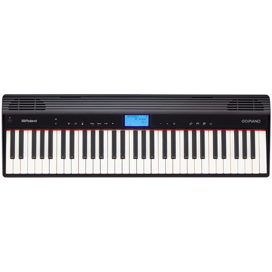 Roland GO:Piano 61 Note Electronic Piano - Black