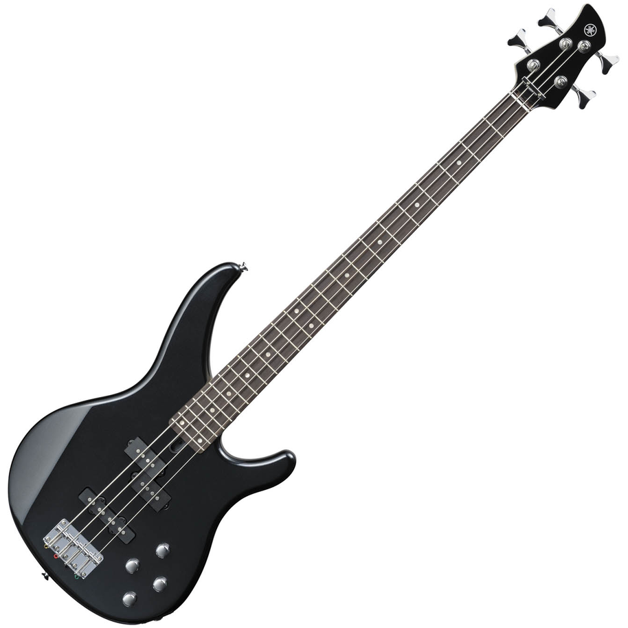 Yamaha TRBX204 Electric Bass Guitar - Galaxy Black