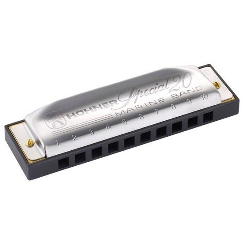 Hohner Special 20 Harmonica - Key C