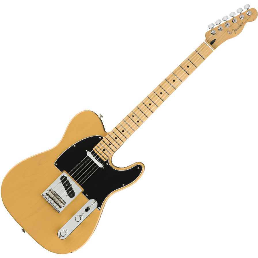Fender Player Telecaster Electric Guitar - Maple / Butterscotch Blonde