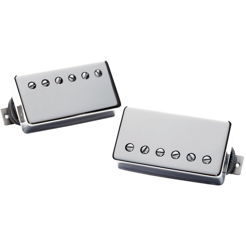 SEYMOUR DUNCAN APH 2S SLASH ALNICO II PRO HUMBUCKER NICKEL SET