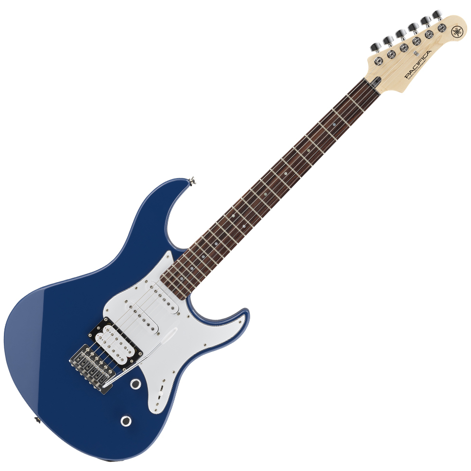 Yamaha Pacifica PAC112V Electric Guitar United Blue Finish