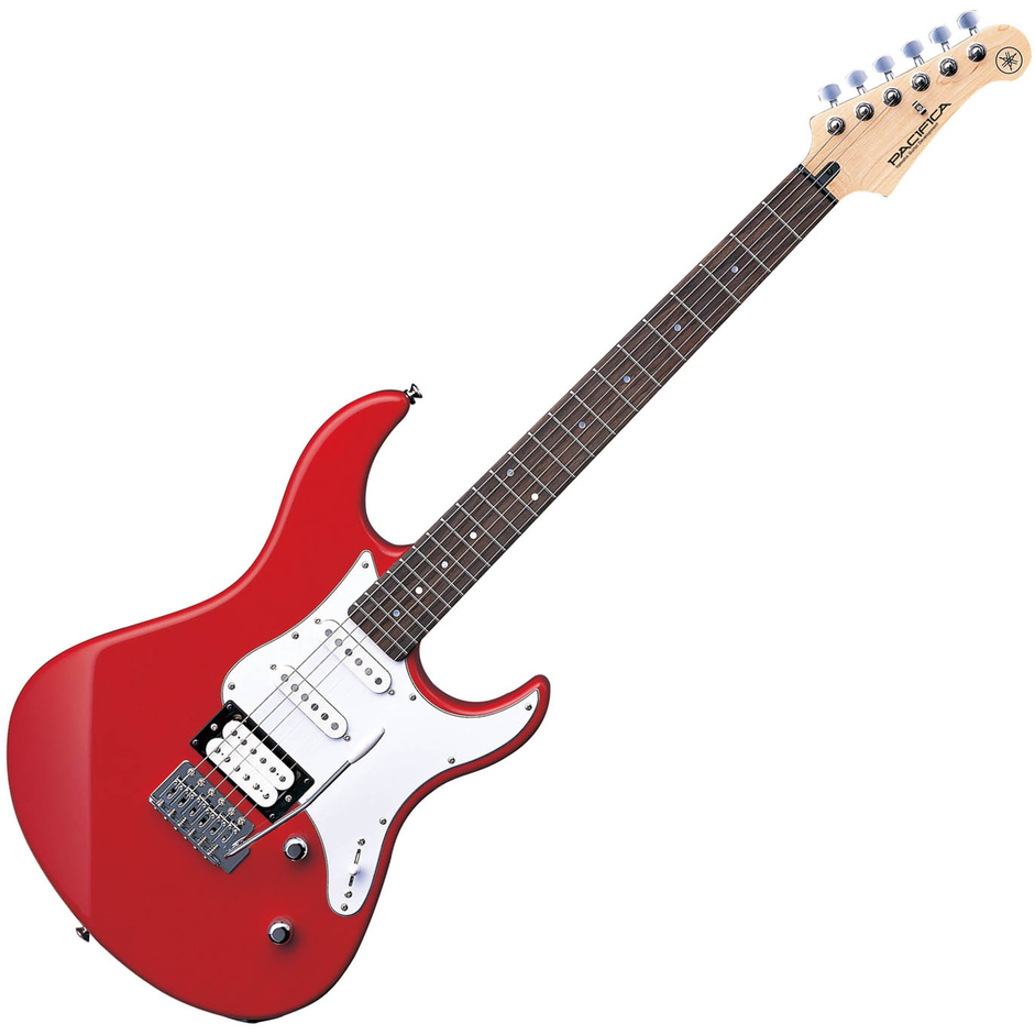 Yamaha Pacifica PAC112V Electric Guitar - Raspberry Red