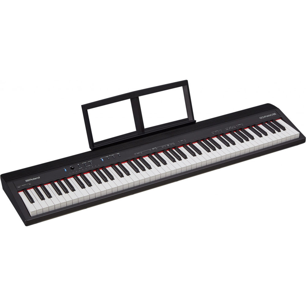 Roland GO:Piano 88 Note Electronic Piano - Black