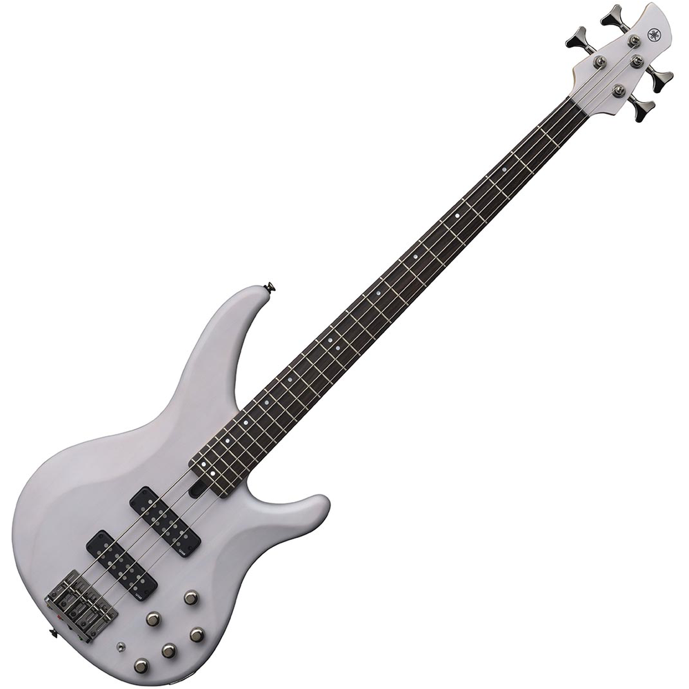 Yamaha TRBX504 Translucent White Bass Guitar