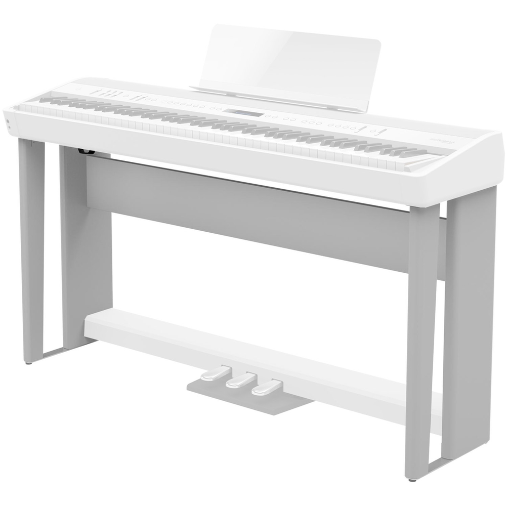 Roland KSC90WH Stand for Roland FP90WH Digital Piano - White