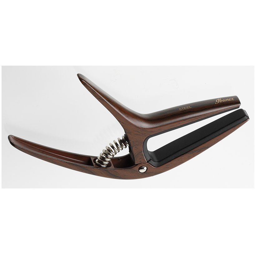 Ibanez IGC10W Capo withWooden Finish