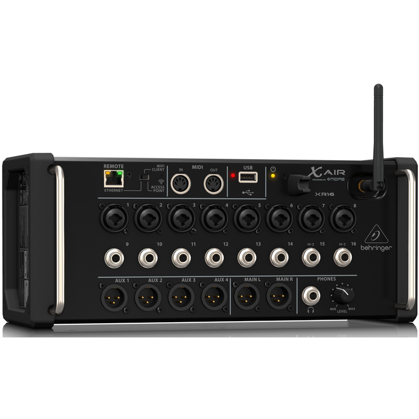 BehringerxAir Xr16 Digital Mixer