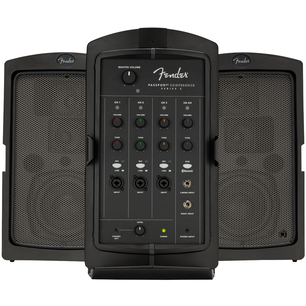 Fender Passport Conference Series 2 - Black - 240V AU