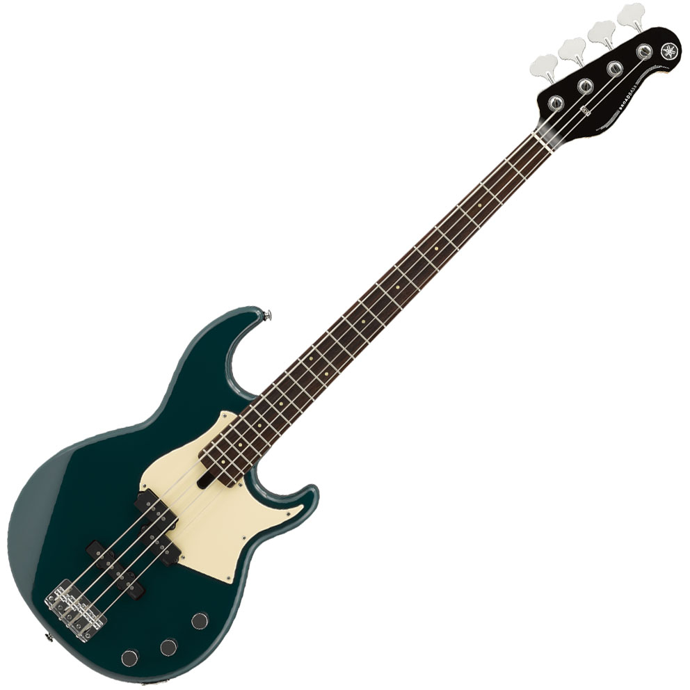 Yamaha BB434 Bass Guitar - Rosewood/Teal Blue