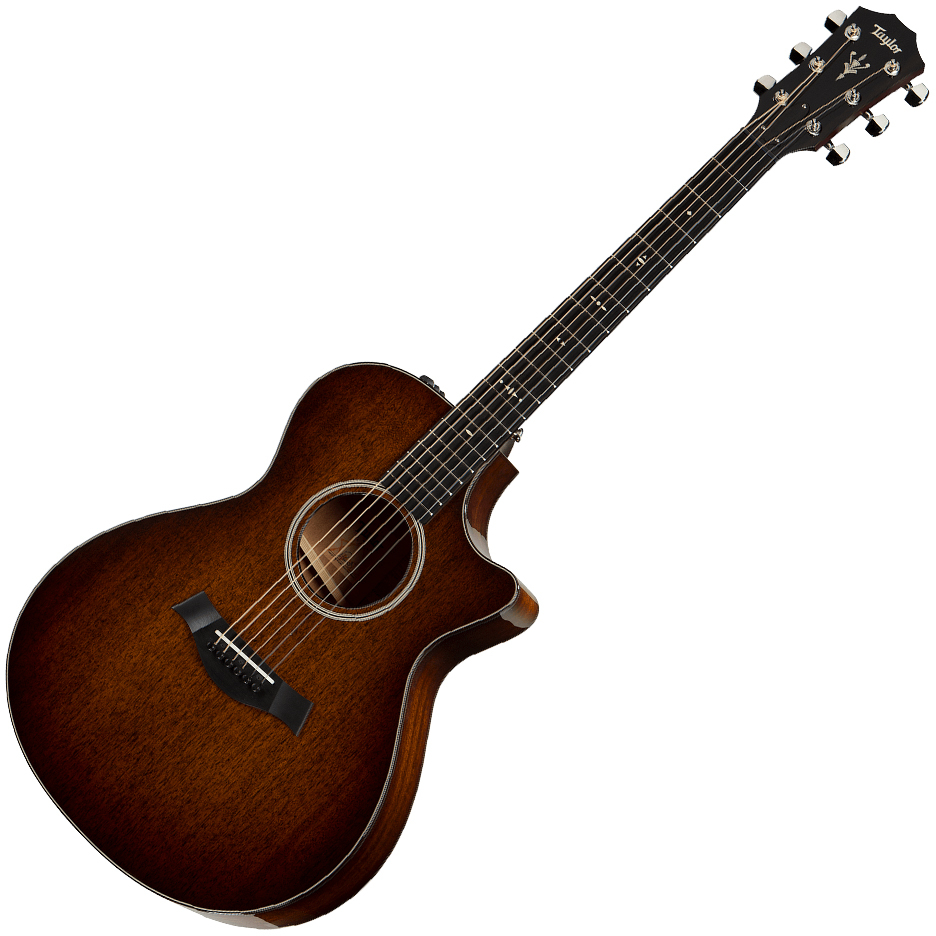 Taylor 522ce Grand Concert, All Mahogany
