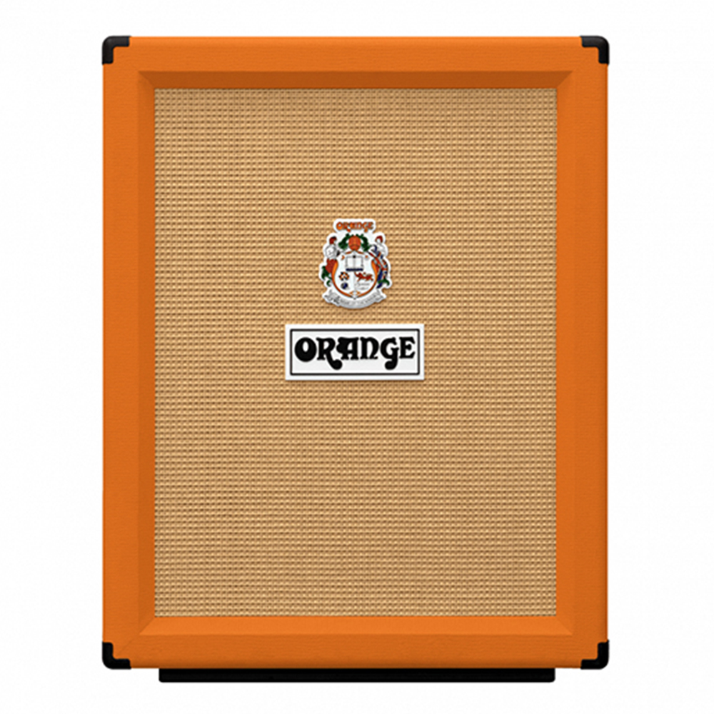 Orange PPC212 V 2x12 Vertical Cabinet