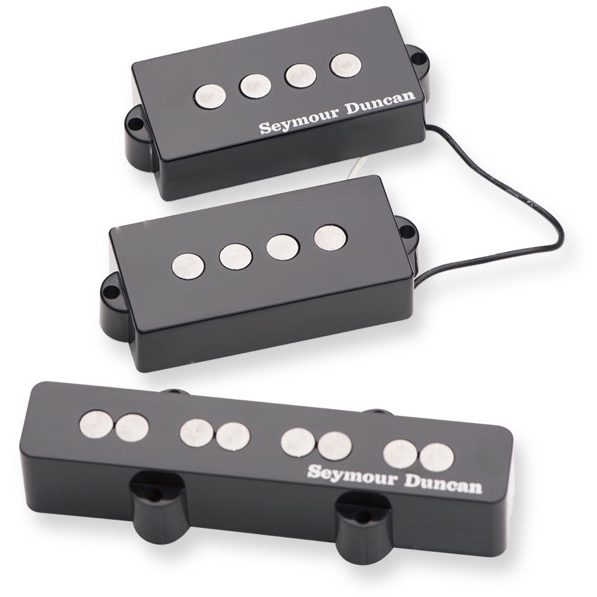 SEYMOUR DUNCAN QUARTER POUND P J SET