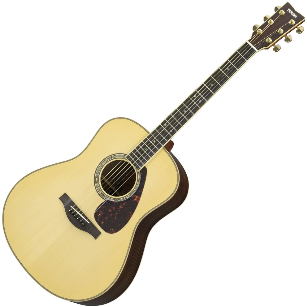 Yamaha LL16-NT/A.R.E Acoustic/Electric Guitar - Natural