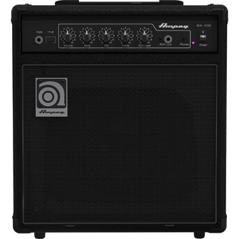 "Ampeg BA-108V2 20W RMS single 8"" combo"