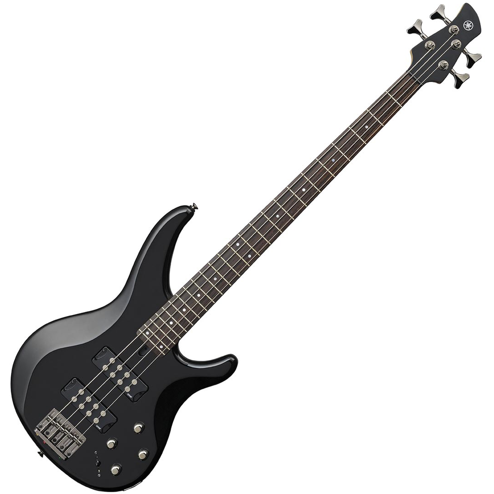 Yamaha TRBX304BL Bass Guitar - Black