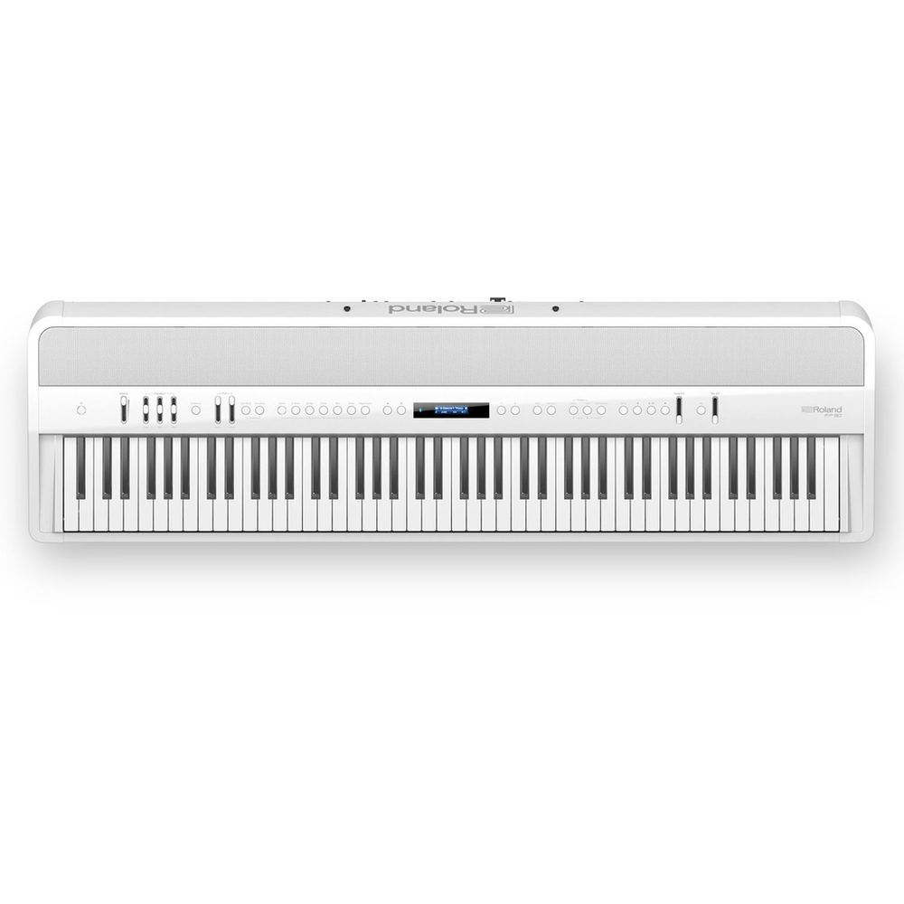 Roland FP90WH Digital Piano - White
