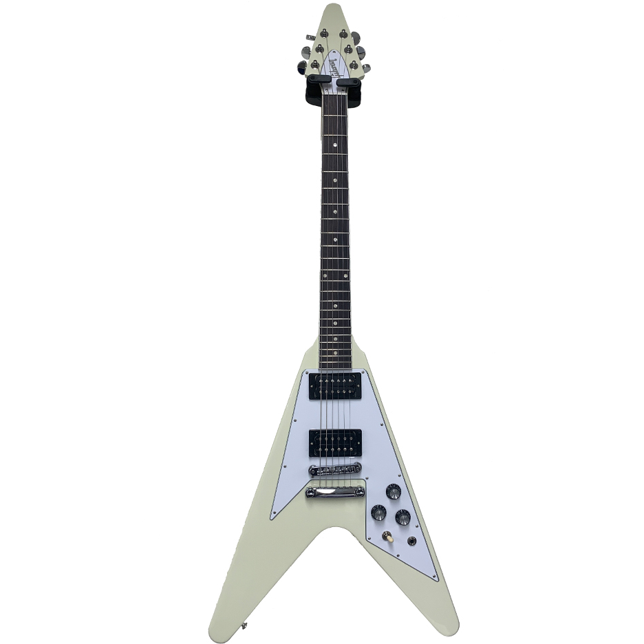 Gibson 70's Flying V - Classic White [Seconds Stock]