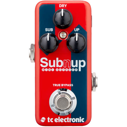 TC Electronic Sub N Up Mini Octave Pedal