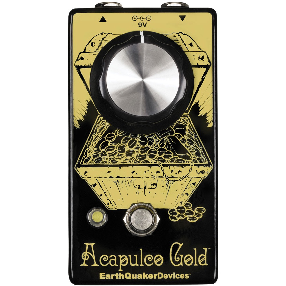 EarthQuaker Devices Acapulco Gold Pwr Amp Dist V2 Power Amp
