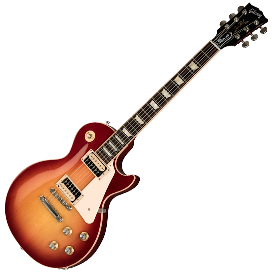 Gibson Les Paul Classic - Heritage Cherry Sunburst - Heritage Cherry Sunburst