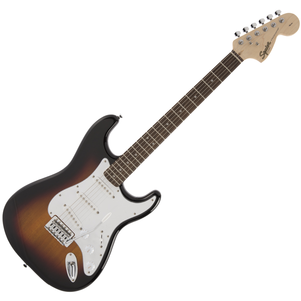 Squier FSR Affinity Series Stratocaster - Maple / 3-Color Sunburst