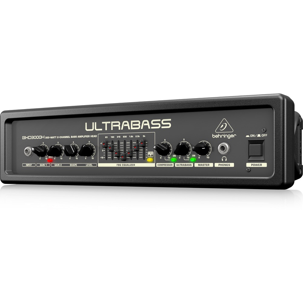Behringer Ultrabass BXD3000H Bass Head