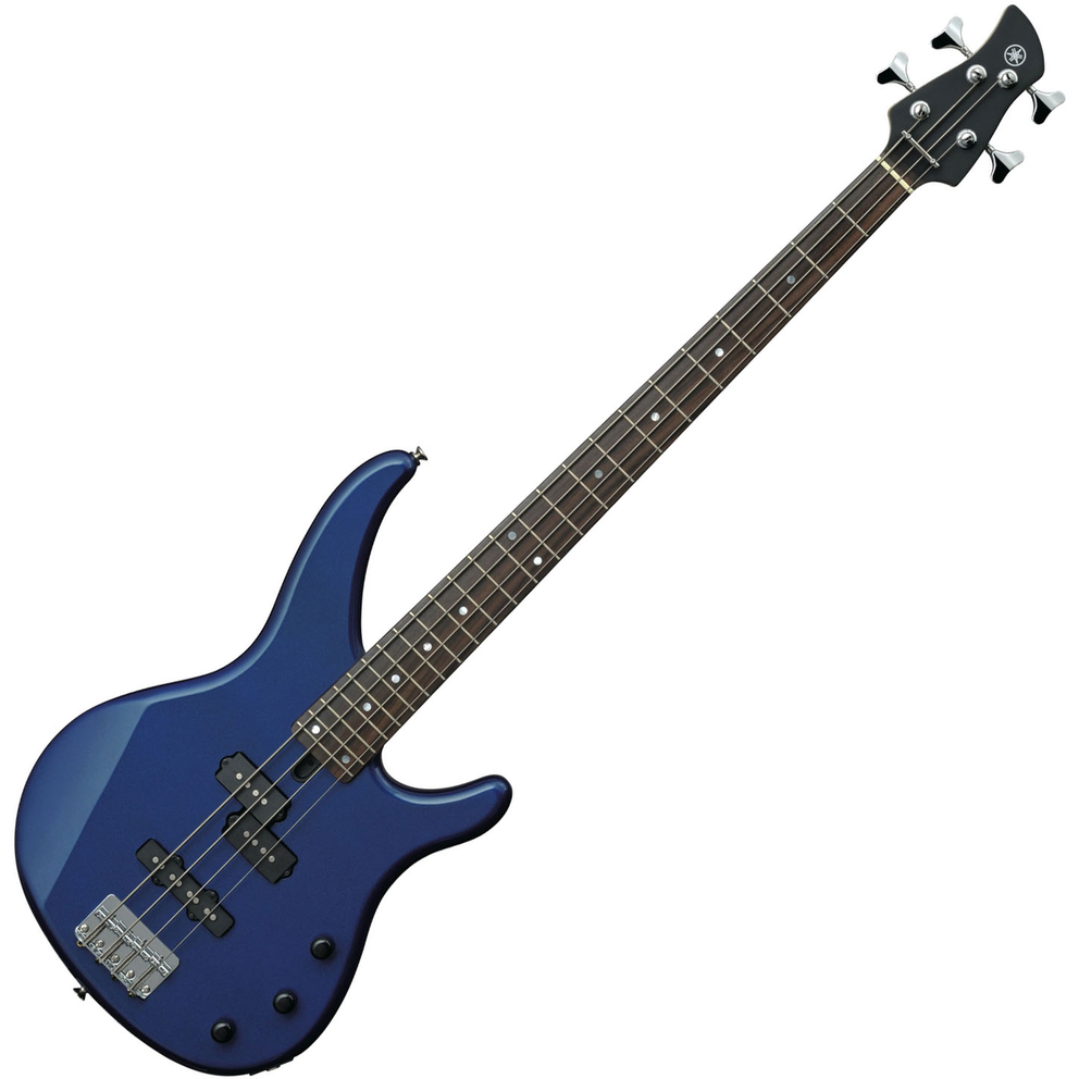 Yamaha TRBX174 Bass Guitar - Blue Metallic