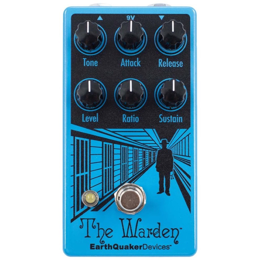 Earthquaker Devices Warden Optical Comp V2