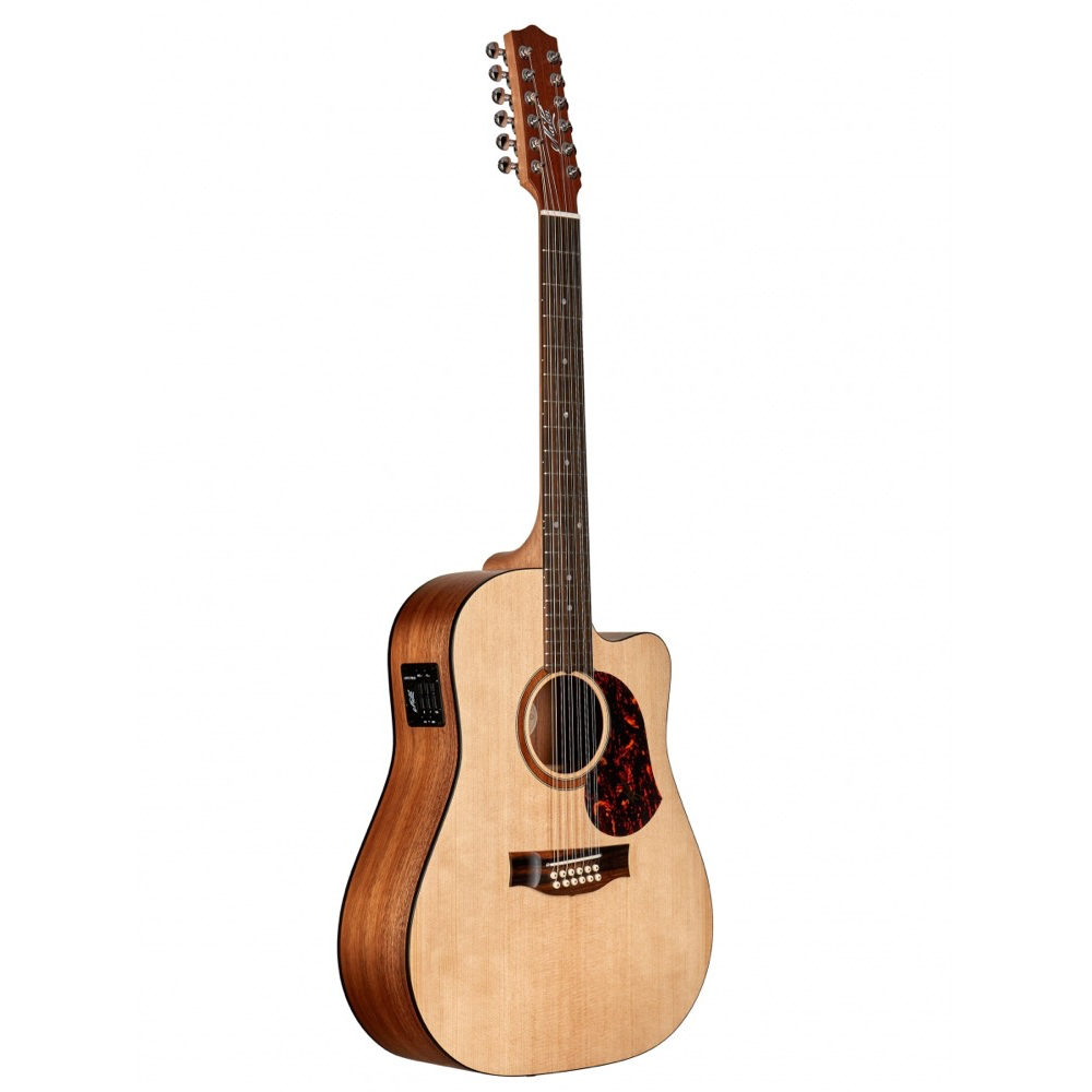 Maton SRS70C-12 Cutaway Acoustic/Electric Guitar