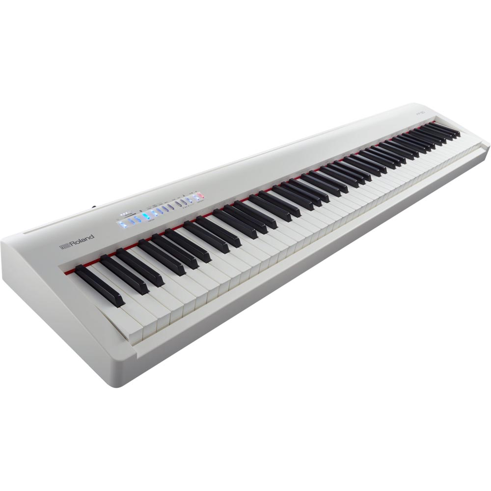 Roland FP30 Digital Piano - White
