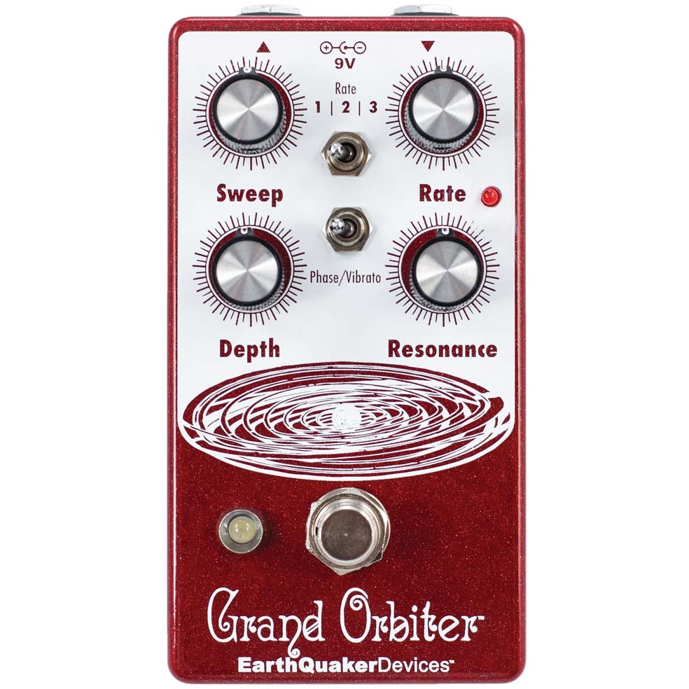 Earthquaker Devices Grand Orbiter Phase Machine V3