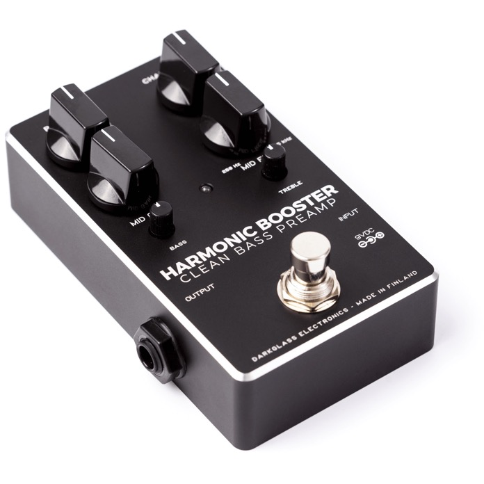 Darkglass Electronics Harmonic Booster Preamp Pedal