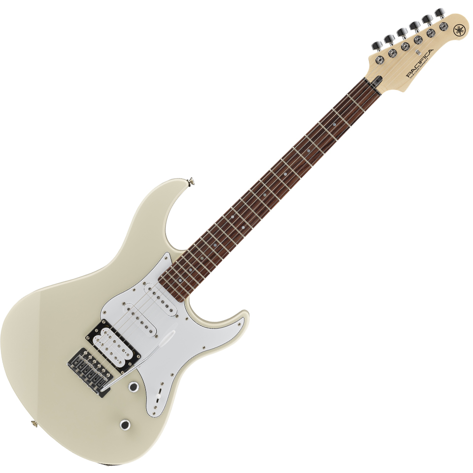 Yamaha Pacifica PAC112V Electric Guitar Vintage White Finish