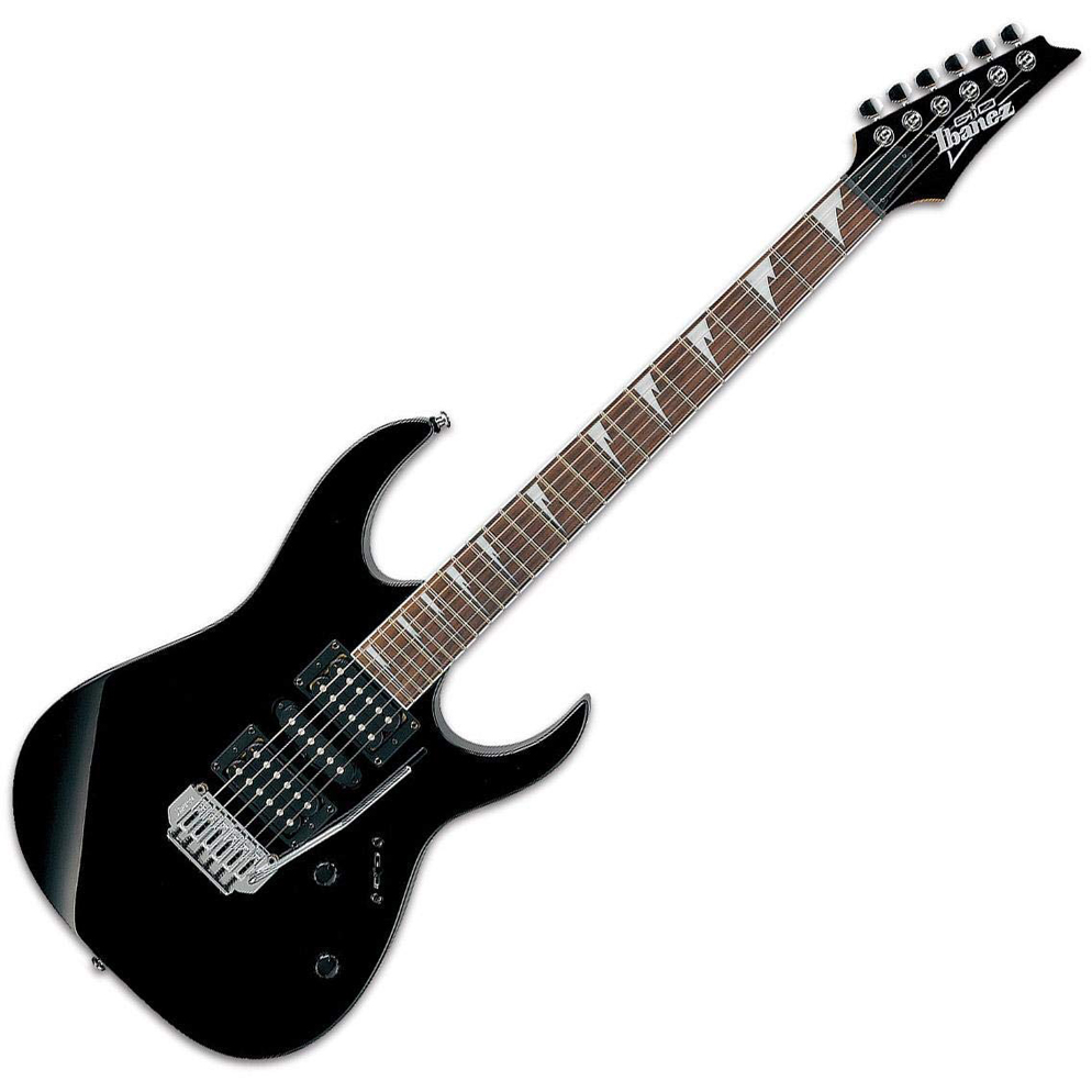 Ibanez RG170DX BKN Electric Guitar - Black Night