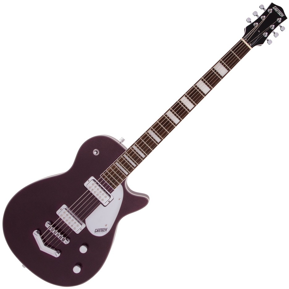 Gretsch G5260 Electromatic Jet™ Baritone with V-Stoptail - Laurel Fingerboard - Dark Cherry Metallic