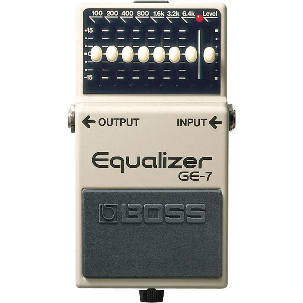 Boss GE7 Graphic EQ Pedal