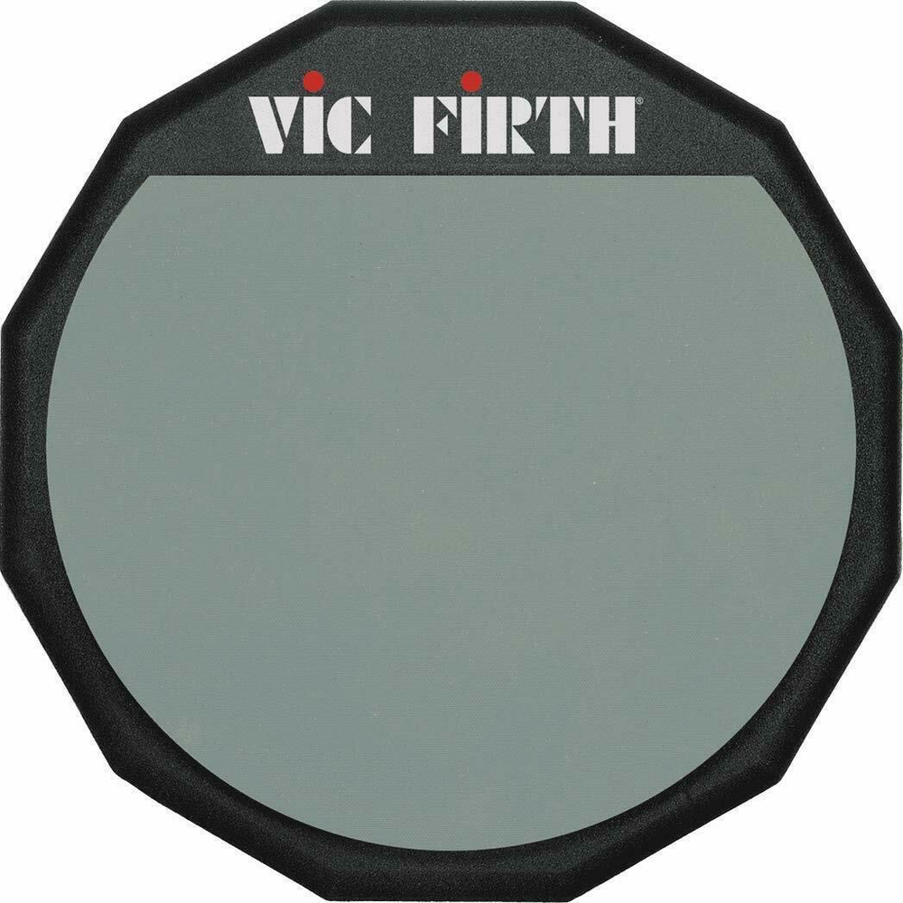 Vic Firth Practice Pad - Double sided - 6""