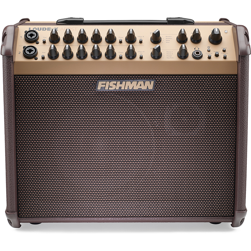 Fishman PRO-LBT-600 Loudbox Artist Acoustic Amplifier w/Bluetooth