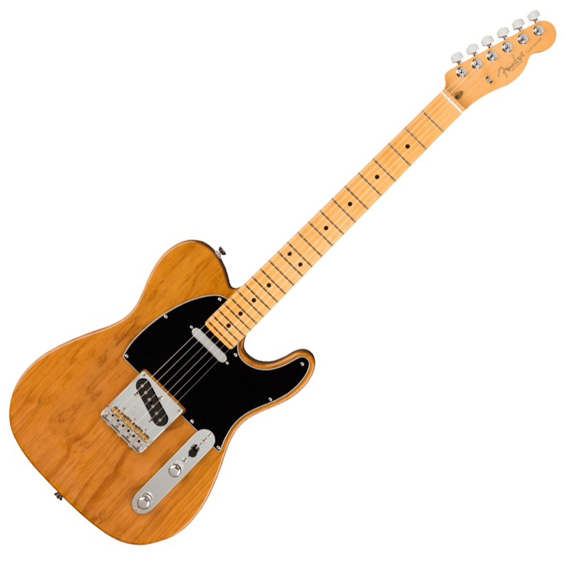 Fender American Professional II Telecaster - Maple/Roasted Pine