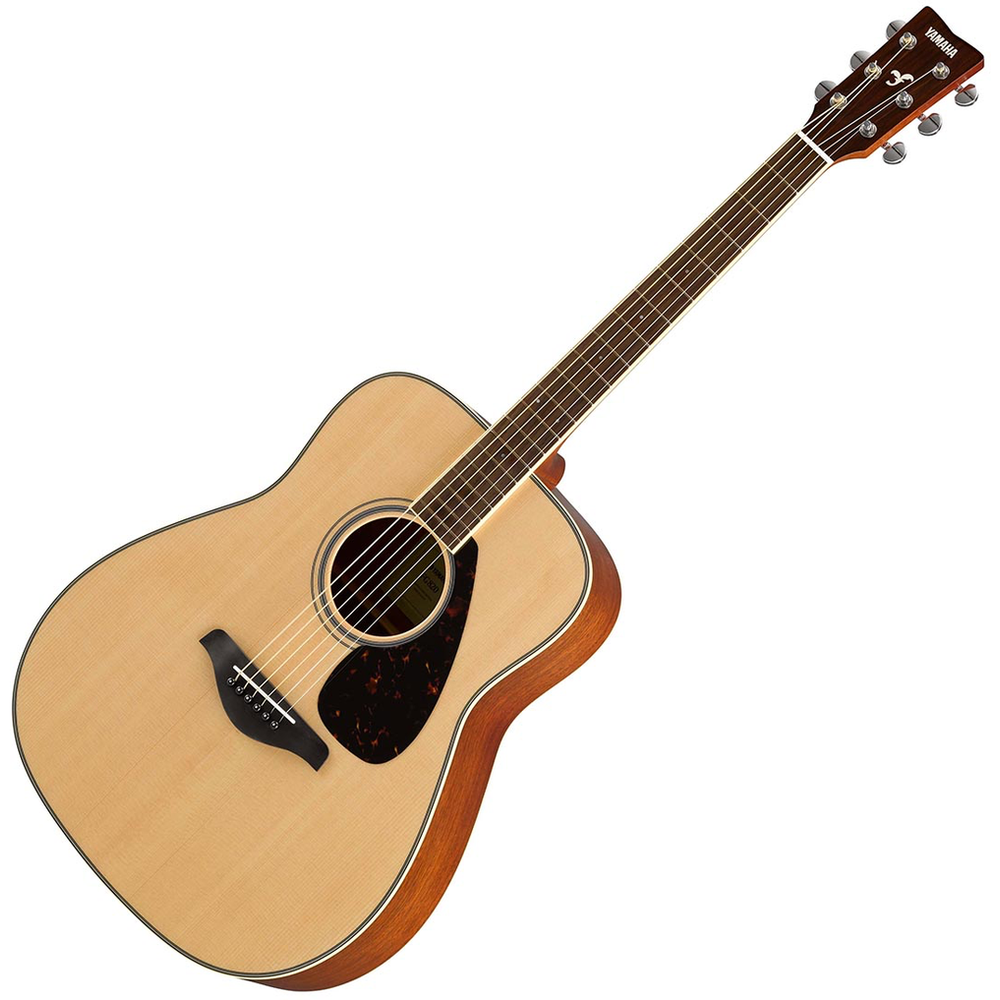 Yamaha Fg820 Natural Finish