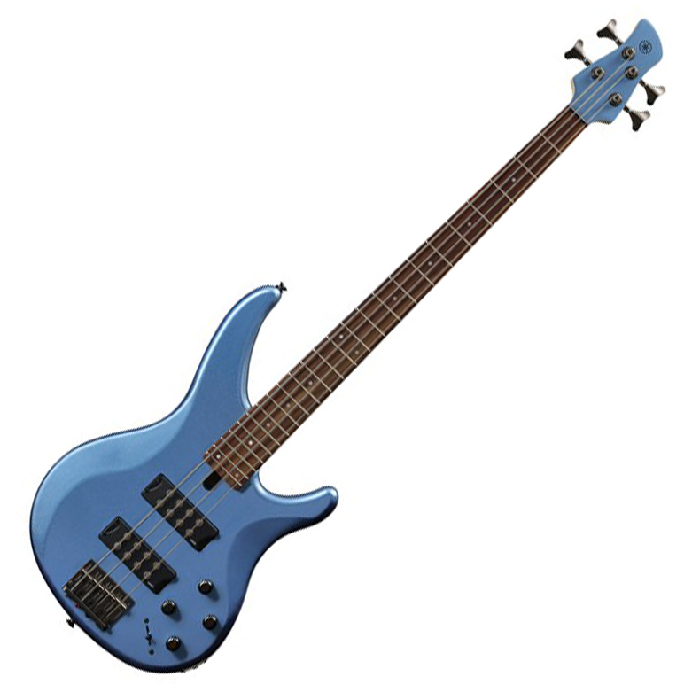 Yamaha TRBX304 4-String Bass Guitar Factory Blue Finish