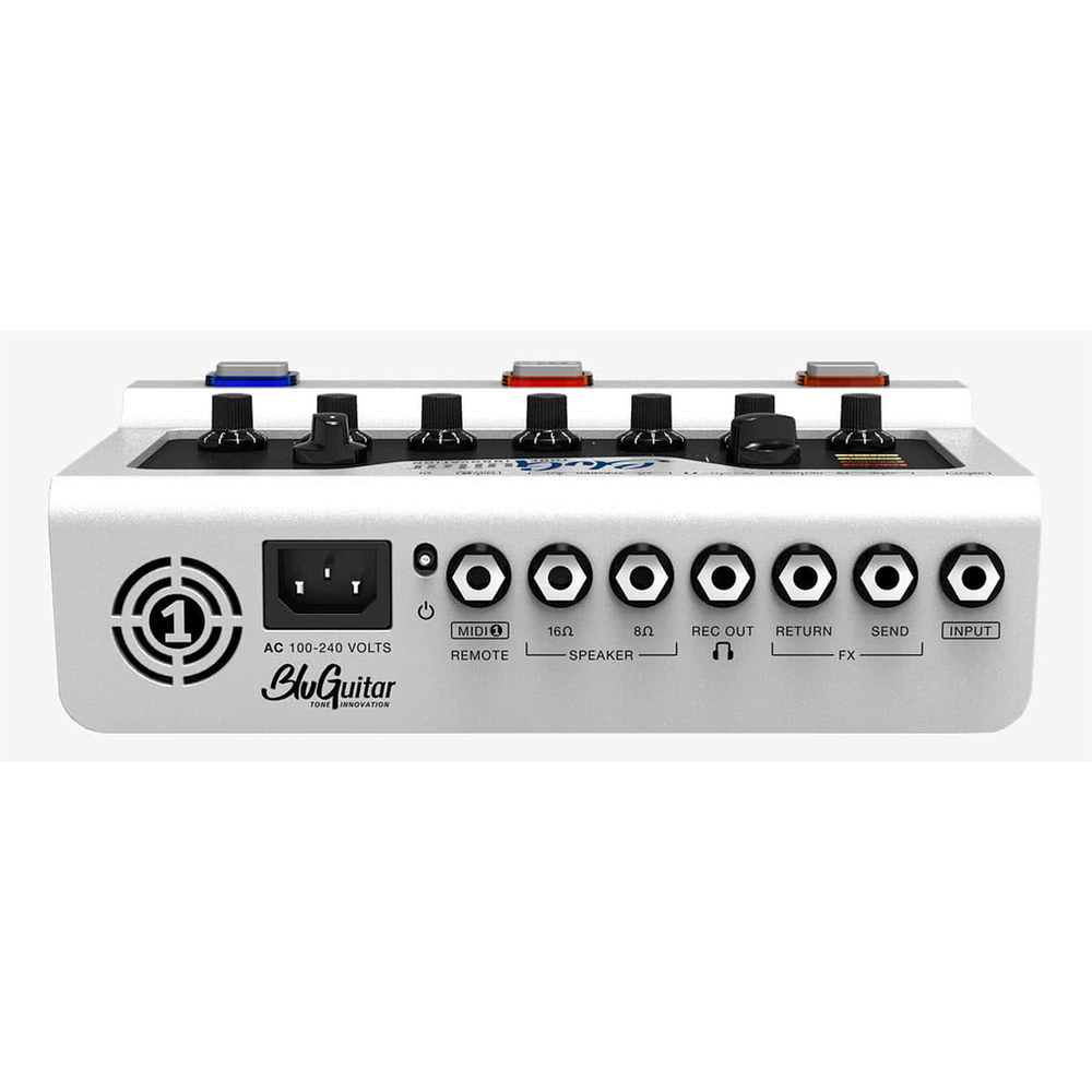 BluGuitar Amp-1 'Pedal Sized' Guitar Amplifier Head