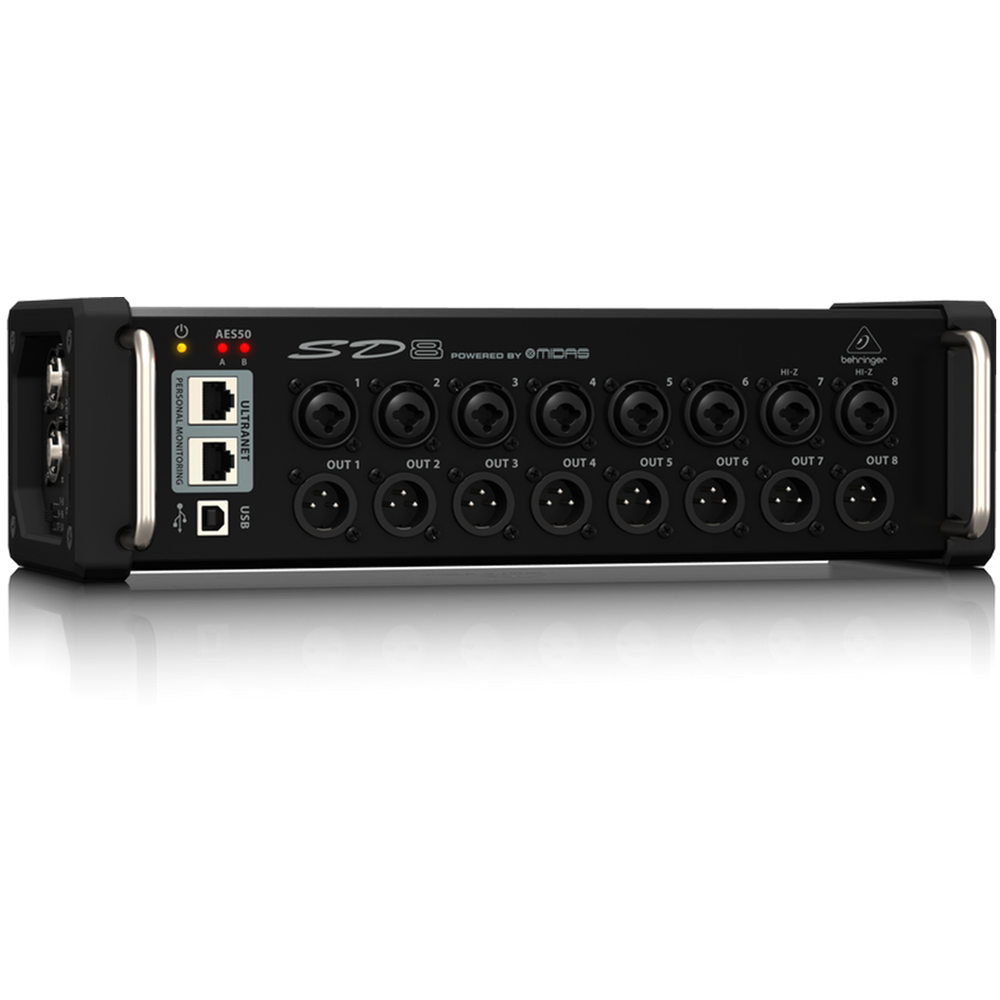 Behringer SD8 Stage Box Interface