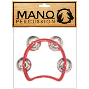Mano Percussion TMP26R Kids Tambourine