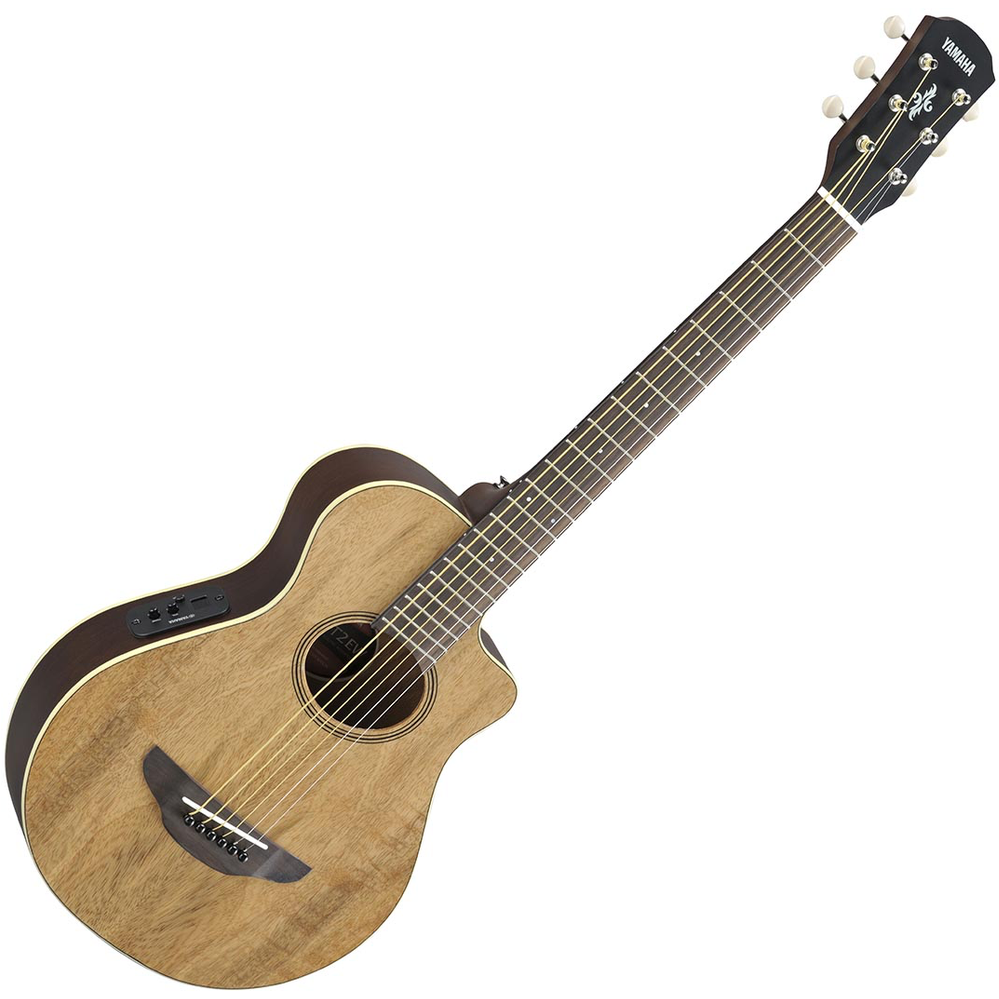 YAMAHA APXT2 EXOTIC WOOD NATURAL FINISH