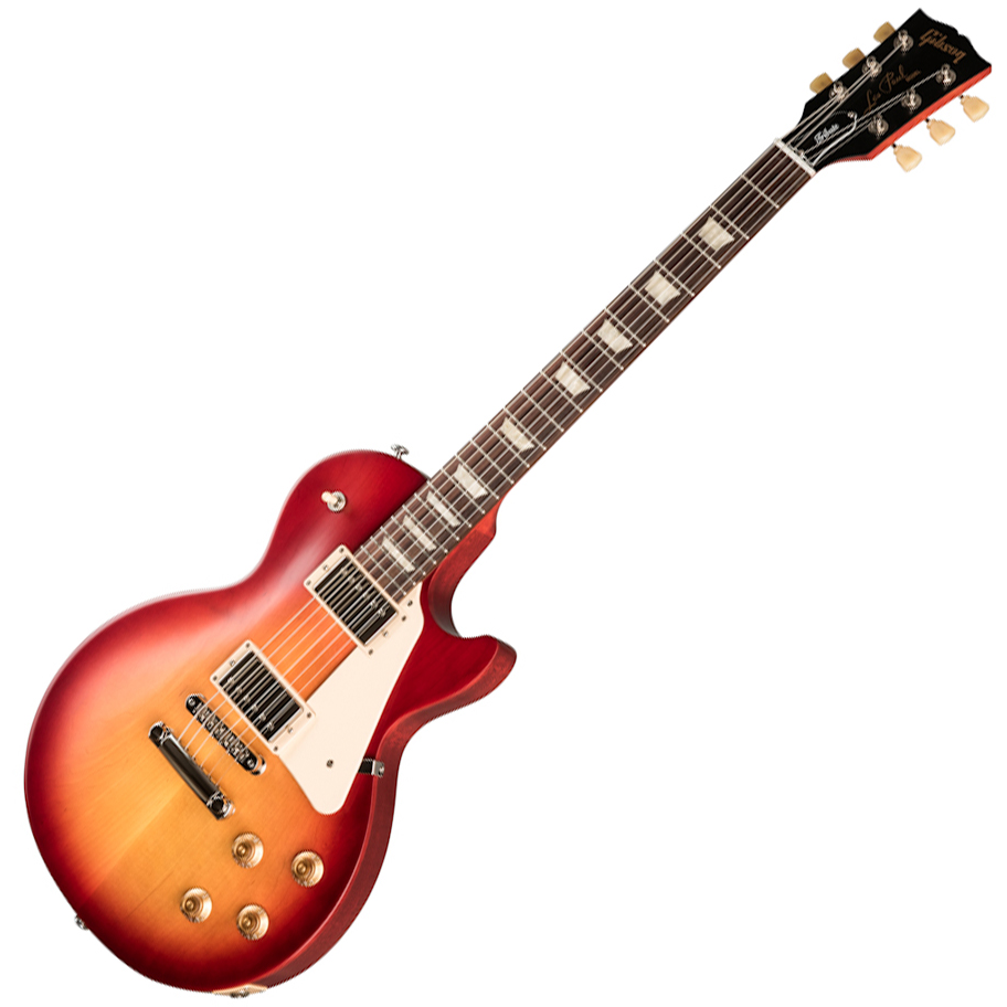 Gibson Les Paul Tribute - Satin Cherry Sunburst - Satin Cherry Sunburst